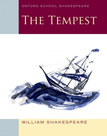 Image for The Tempest : Oxford School Shakespeare