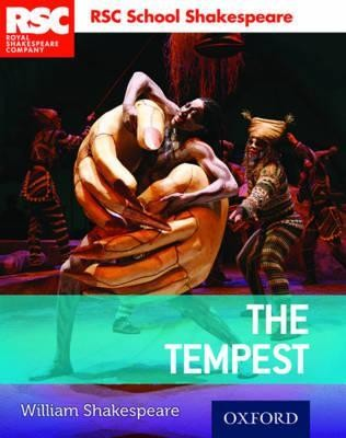Image for The Tempest : RSC School Shakespeare