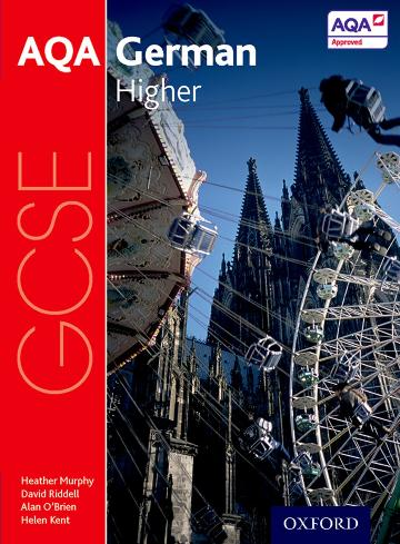 Image for AQA GCSE German : Higher Student Book