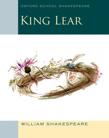 Image for King Lear : Oxford School Shakespeare