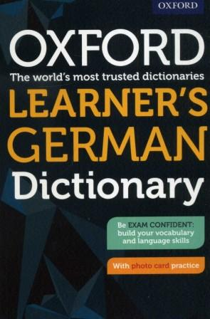 Image for Oxford Learner's German Dictionary