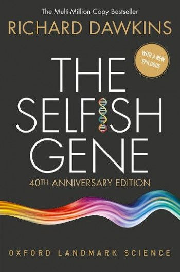 Image for The Selfish Gene [40th Anniversary Edition]