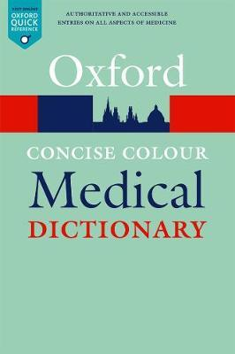 Image for Oxford Concise Colour Medical Dictionary [Seventh Edition]