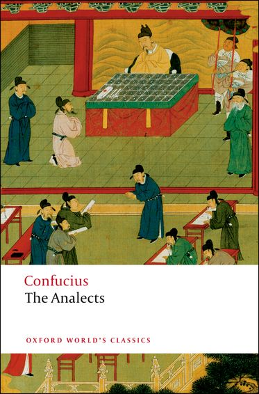 Image for The Analects [Edited by Raymond Dawson]