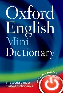 Image for Oxford English Mini Dictionary Eighth Edition