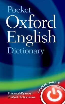 Image for Pocket Oxford English Dictionary Eleventh Edition