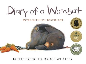 Image for Diary of a Wombat [Hardcover]