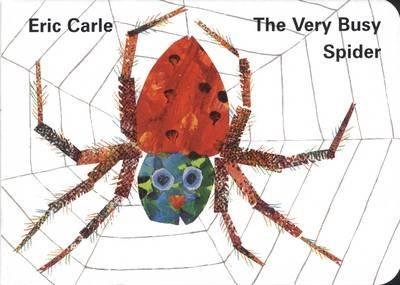 Image for The Very Busy Spider [Board Book]