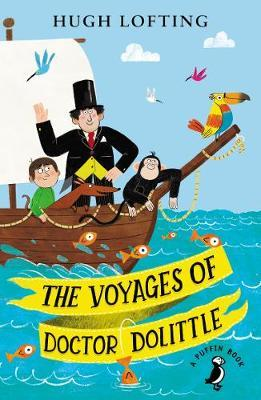 Image for The Voyages of Doctor Dolittle