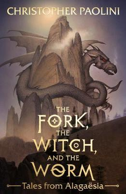 Image for The Fork, the Witch, and the Worm #1 Tales from Alagaesia