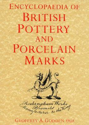 Image for Encyclopedia of British Pottery and Porcelain Marks