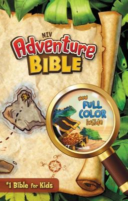 Image for NIV Adventure Bible - Hardcover