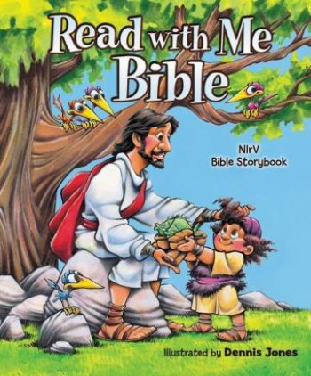 Image for NIrV Read With Me Bible