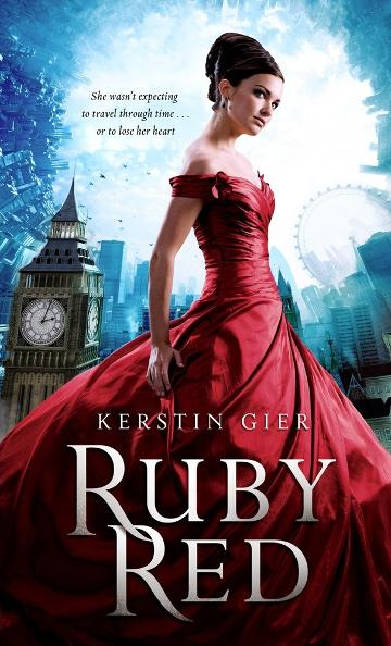 Image for Ruby Red #1 Ruby Red