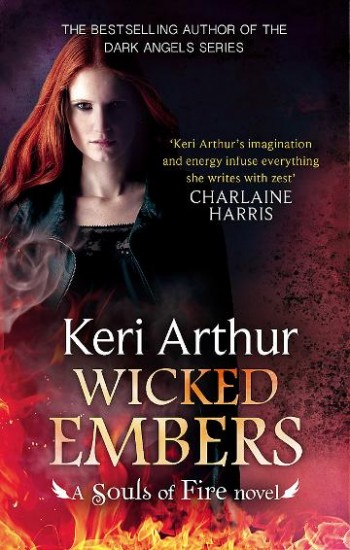 Image for Wicked Embers #2 Souls of Fire