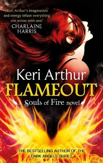 Image for Flameout #3 Souls of Fire
