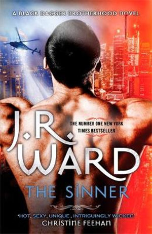 Image for The Sinner #18 Black Dagger Brotherhood