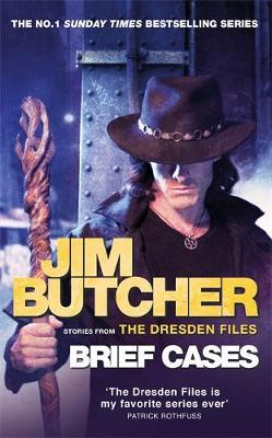 Image for Brief Cases : Stories from The Dresden Files