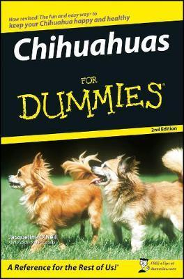 Image for Chihuahuas for Dummies