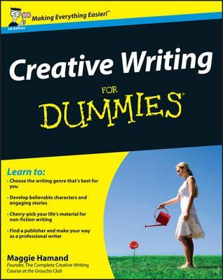 Image for Creative Writing For Dummies