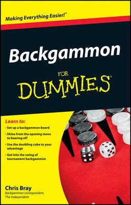 Image for Backgammon for Dummies
