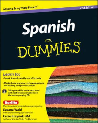 Image for Spanish For Dummies [Second Edition]