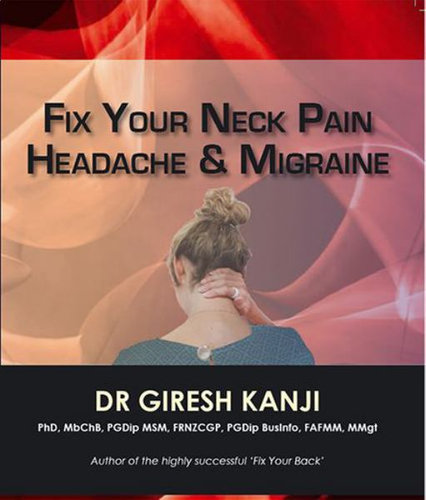 Image for Fix Your Neck Pain, Headache and Migraine
