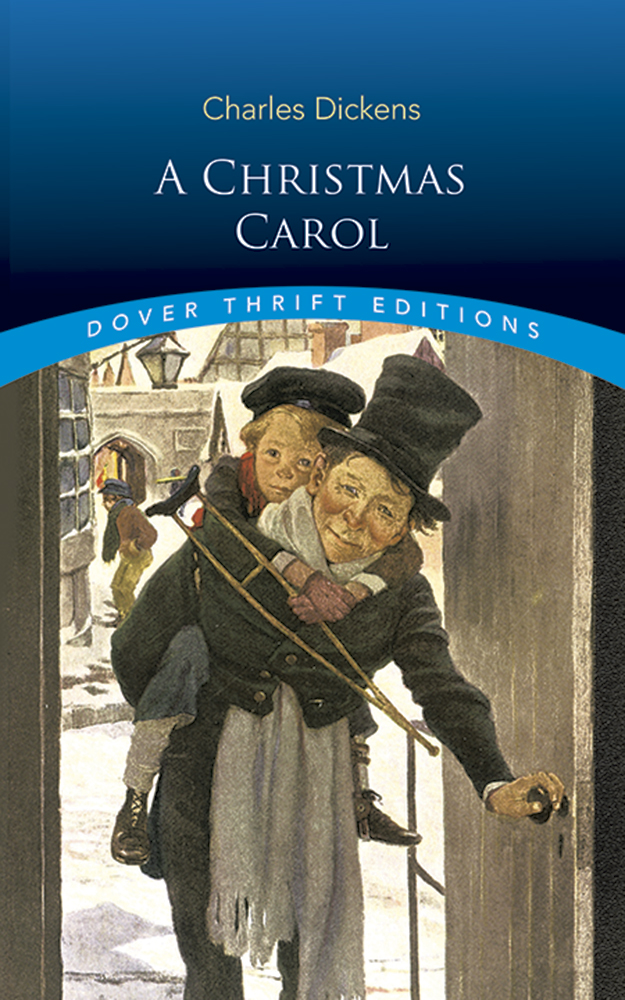 Image for A Christmas Carol [Dover Thrift Editions]