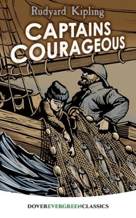 Image for Captains Courageous [Dover Evergreen Classics]
