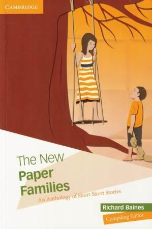 Image for The New Paper Families (2e) An Anthology of Short Short Stories