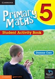 Image for Primary Maths 5 Student Activity Book and Cambridge HOTMaths Bundle