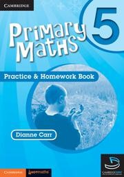Image for Primary Maths 5 Practice and Homework Book and Cambridge HOTMaths Bundle *** TEMPORARILY OUT OF STOCK ***