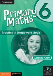 Image for Primary Maths 6 Practice and Homework Book and Cambridge HOTMaths Bundle *** TEMPORARILY OUT OF STOCK ***