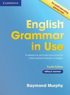 Image for English Grammar in Use Book without Answers : A Reference and Practice Book for Intermediate Learners of English
