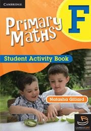 Image for Primary Maths F Student Activity Book