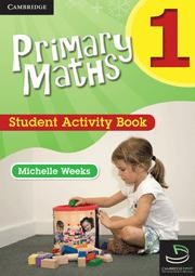 Image for Primary Maths 1 Student Activity Book