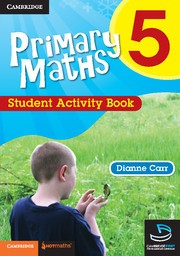Image for Primary Maths 5 Student Activity Book