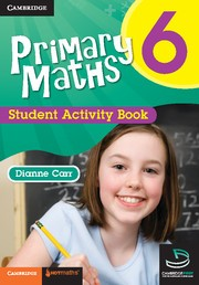 Image for Primary Maths 6 Student Activity Book