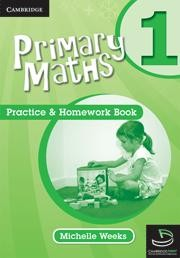 Image for Primary Maths 1 Practice and Homework Book