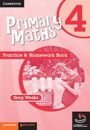 Image for Primary Maths 4 Practice and Homework Book