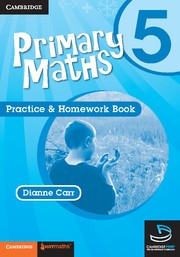 Image for Primary Maths 5 Practice and Homework Book