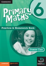 Image for Primary Maths 6 Practice and Homework Book