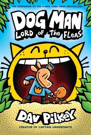 Image for Lord of the Fleas #5 Dog Man