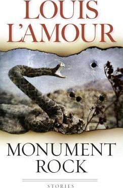 Image for Monument Rock [7 Short Stories in 1 Volume]