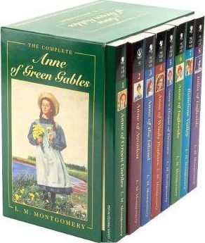 Image for Anne of Green Gables Complete 8 Book Box Set