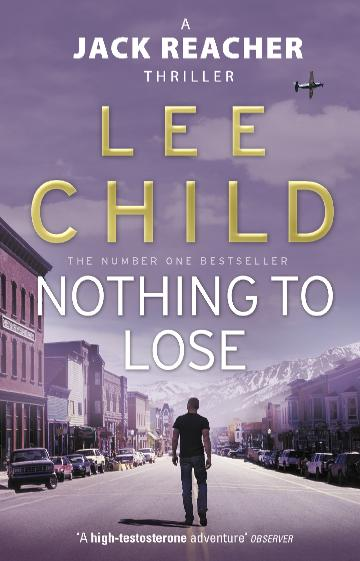 Image for Nothing To Lose #12 Jack Reacher