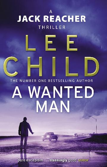 Image for A Wanted Man #17 Jack Reacher