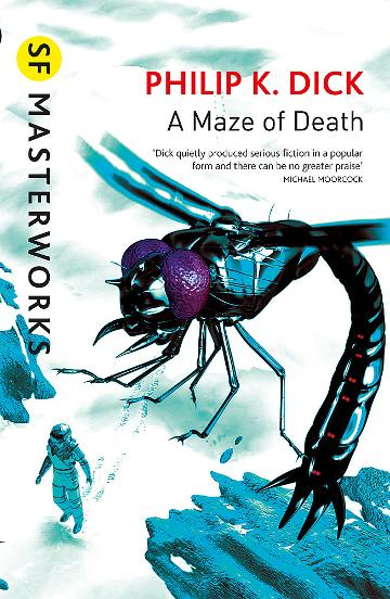 Image for A Maze of Death