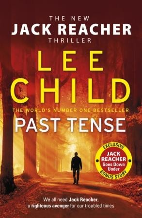 Image for Past Tense #23 Jack Reacher