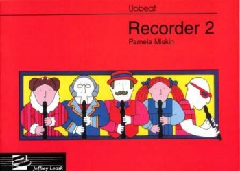 Image for Upbeat Recorder Book 2 (Descant)
